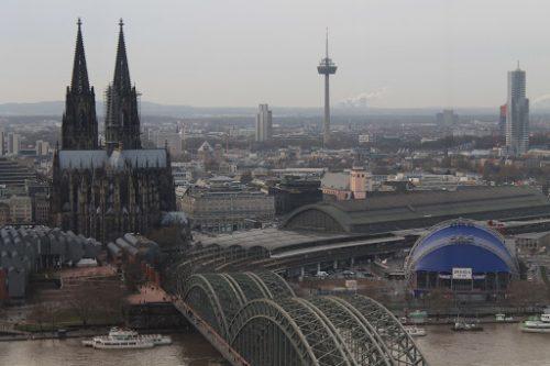 Natal em Colônia e o que fazer na cidade alemã