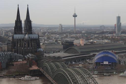 Natal em Colônia, Alemanha