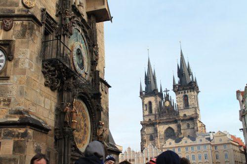 Natal em Praga e o que fazer na cidade