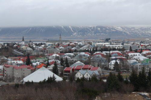 Uma semana na Islândia