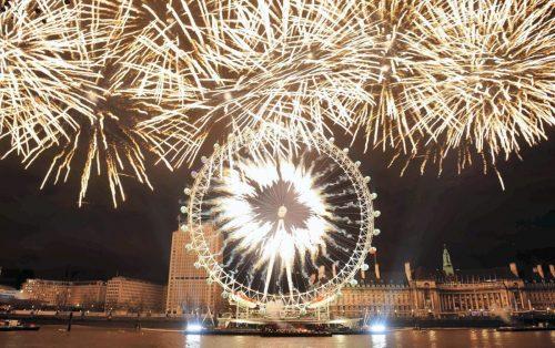 Fim de Ano em Londres