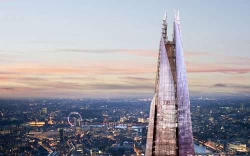 The View From The Shard em Londres