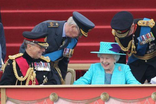 Jubileu de Diamante – Rainha Elizabeth II