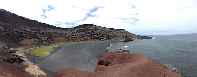 Lanzarote: El Golfo e Los Hervideros, dois passeios incríveis