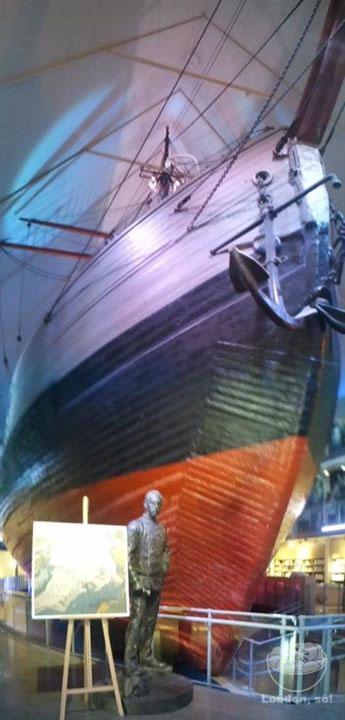 Barco Fram.