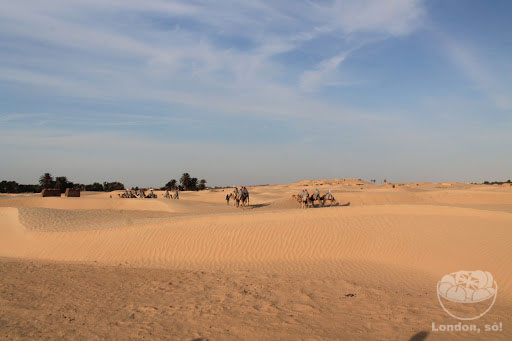 Deserto do Sahara (Saara).