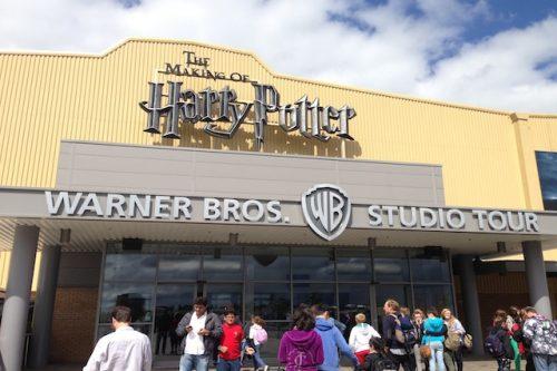 Visite o Warner Bros Studio Harry Potter Londres