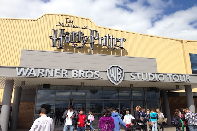 Visite o Warner Bros Studio Harry Potter Londres