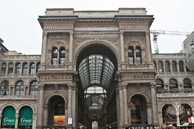 Galleria Vitorio Emanuele II.