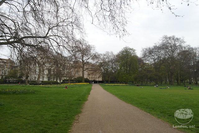 Green Park.