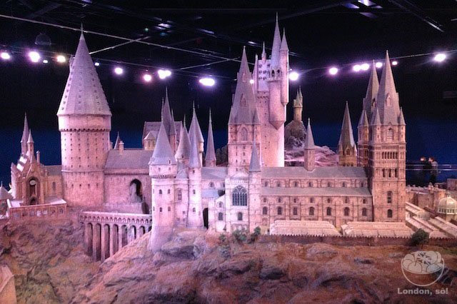 warner bros studio harry potter londres