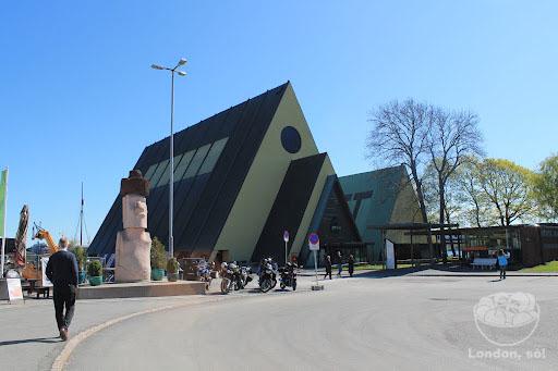 Museu Fram.