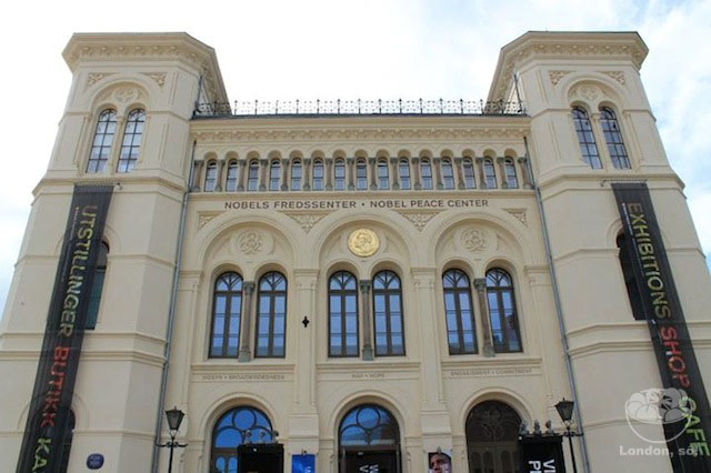 Nobel Peace Center.
