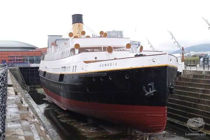 SS Nomadic.