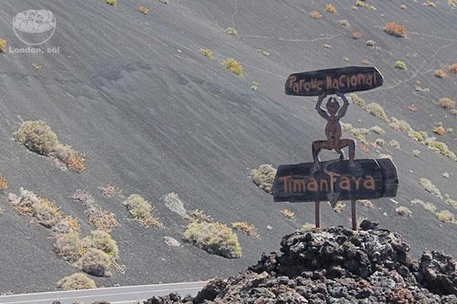 Parque Nacional Timanfaya ou Montañas del Fuego centros turisticos de Lanzarote