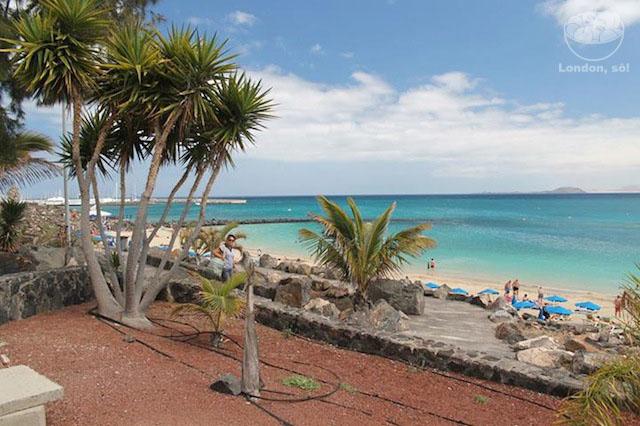 As Praias de Lanzarote, Espanha