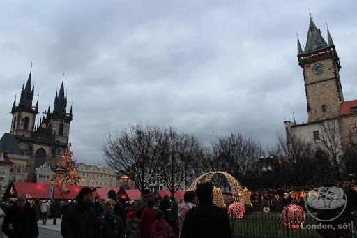 Natal em Praga, República Tcheca
