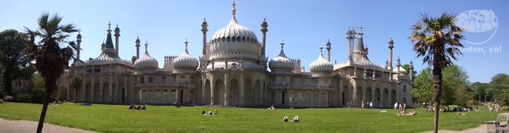 Royal Pavilion.