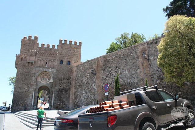 Entrada de Toledo.