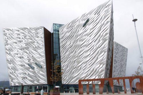 Titanic em Belfast: as atrações onde o navio foi construído