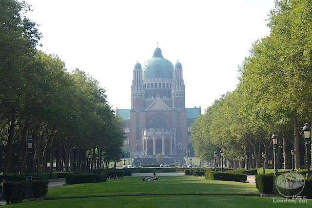 O que fazer em Bruxelas: Basílica do Sagrado Coração