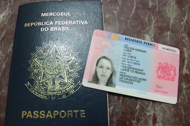 Morar em Londres: como eu vim pra cá, vistos e passaportes