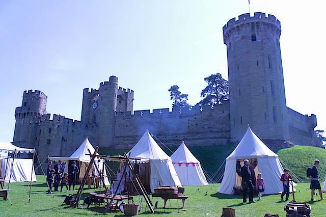 Passeio Bate-e-Volta: Oxford, Stratford-Upon-Avon e Warwick Castle
