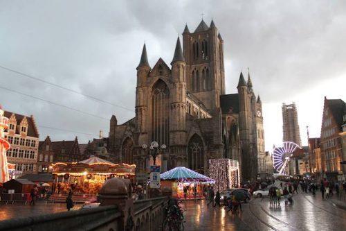 O Que Fazer em Gent, Bélgica