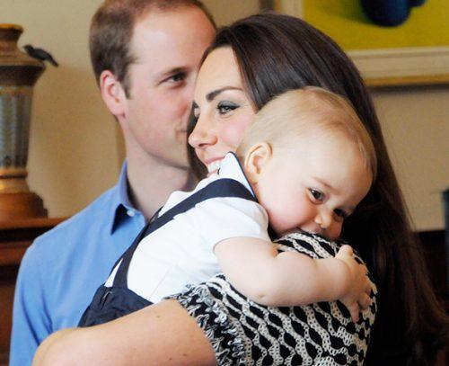 Aniversário Real: O Príncipe George Completa Seu Primeiro Ano!