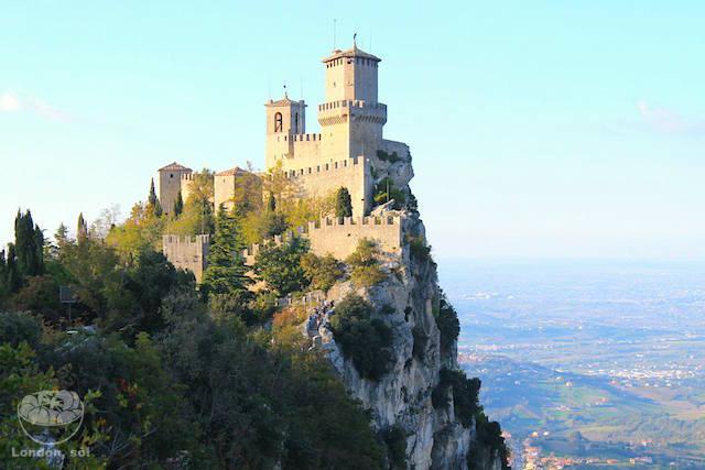 San Marino parece um sonho! <3