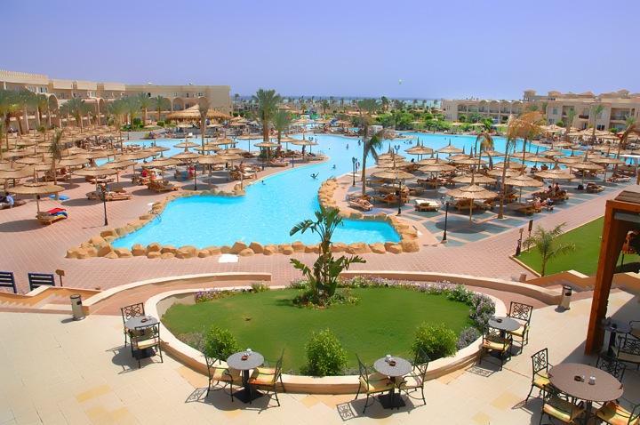 Hotel Royal Albatros Moderna em Sharm el Sheikh, Egito