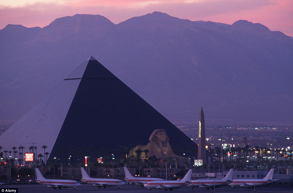Aeroportos divertidos: Aeroporto McCarran de Las Vegas