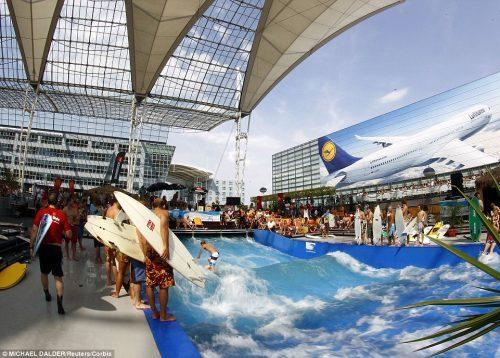 Os 8 aeroportos mais divertidos do mundo