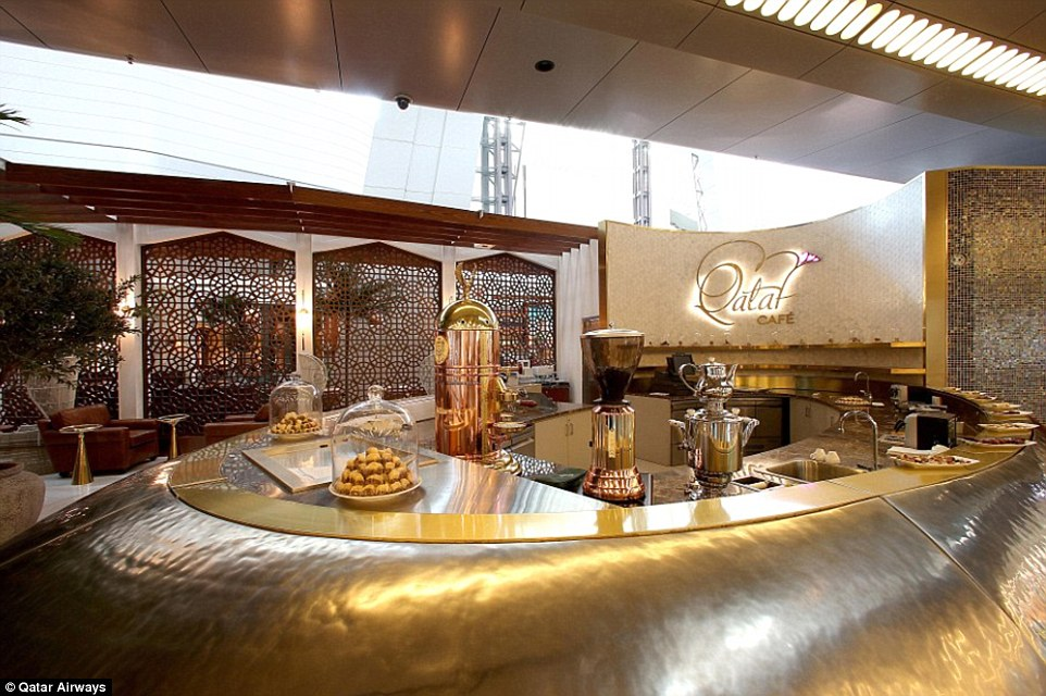 Aeroportos divertidos: Aeroporto Internacional Hamad, em Qatar.