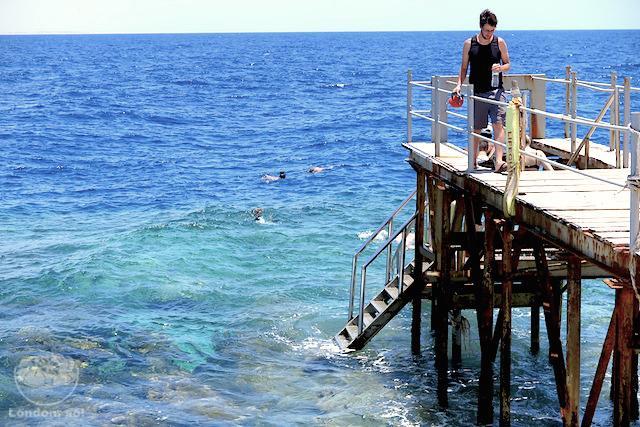 Mergulho em Sharm el Sheikh, Egito
