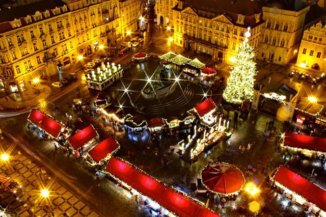 Os 7 melhores países para passar o Natal na Europa