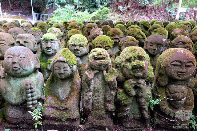 templo dos mil budas em kyoto