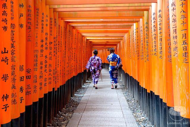 Fotos do Japão: o melhor do país em imagens