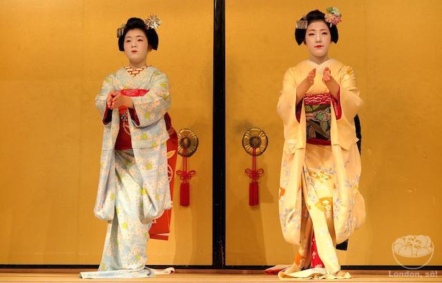 Geishas em Kyoto.