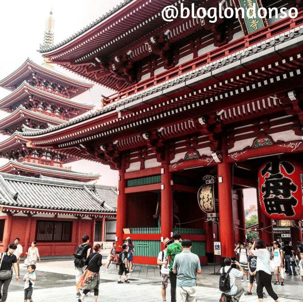 Tokyo - foto do instagram do blog