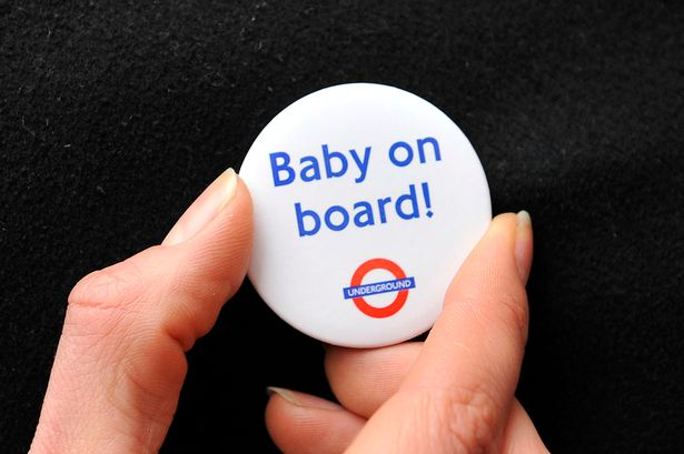 Baby on board: O London, sô! vai crescer