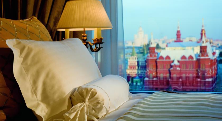 Hospedagem em Moscou: Hotéis com vista para a Praça Vermelha