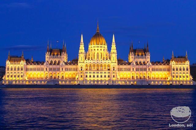 Parlamento de Budapeste, Hungria.
