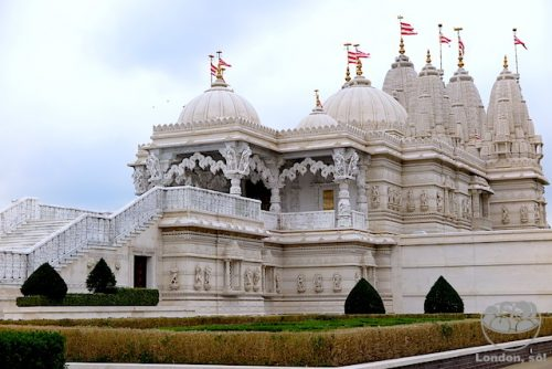 Neasden Temple: Templo Hindu em Londres