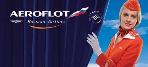 Como é voar na Aeroflot