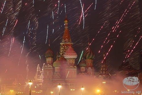8 Melhores cidades para passar o Ano Novo na Europa