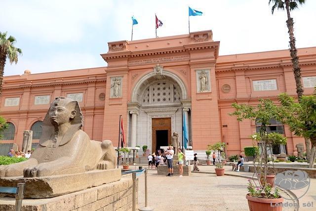 Bate-e-volta: de Sharm el Sheikh ao Cairo, Egito