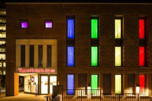 Hotéis baratos em Londres e bem localizados