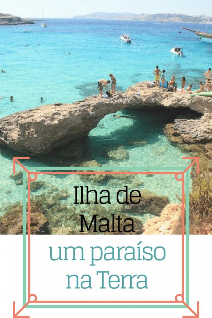 Conheça a Ilha de Malta, um paraíso na Terra!