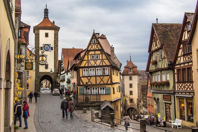 16 cidades de contos de fadas na Europa